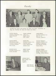 Page 7, 1959 Edition, Dixfield Regional High School - Dixie Blueprints Yearbook (Dixfield, ME) online yearbook collection