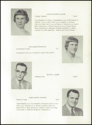 Page 9, 1959 Edition, Dixfield Regional High School - Dixie Blueprints Yearbook (Dixfield, ME) online yearbook collection