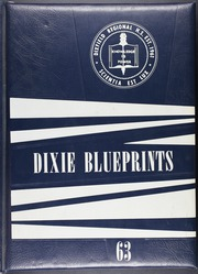 1963 Edition, Dixfield Regional High School - Dixie Blueprints Yearbook (Dixfield, ME)