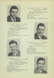 Page 17, 1948 Edition, St Dominic High School - Echo Yearbook (Lewiston, ME) online yearbook collection