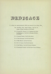 Page 7, 1948 Edition, St Dominic High School - Echo Yearbook (Lewiston, ME) online yearbook collection