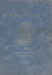Page 1, 1950 Edition, Searsport High School - Windjammer Yearbook (Searsport, ME) online yearbook collection