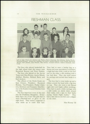 Page 16, 1950 Edition, Searsport High School - Windjammer Yearbook (Searsport, ME) online yearbook collection