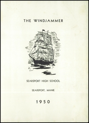Page 3, 1950 Edition, Searsport High School - Windjammer Yearbook (Searsport, ME) online yearbook collection