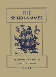 Page 1, 1955 Edition, Searsport High School - Windjammer Yearbook (Searsport, ME) online yearbook collection