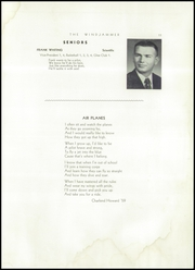 Page 13, 1955 Edition, Searsport High School - Windjammer Yearbook (Searsport, ME) online yearbook collection
