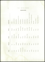 Page 14, 1955 Edition, Searsport High School - Windjammer Yearbook (Searsport, ME) online yearbook collection