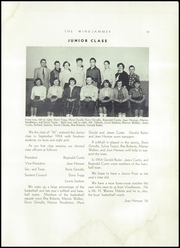 Page 15, 1955 Edition, Searsport High School - Windjammer Yearbook (Searsport, ME) online yearbook collection