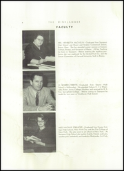 Page 6, 1955 Edition, Searsport High School - Windjammer Yearbook (Searsport, ME) online yearbook collection
