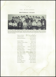 Page 9, 1955 Edition, Searsport High School - Windjammer Yearbook (Searsport, ME) online yearbook collection