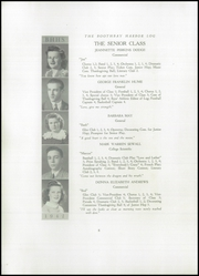 Page 10, 1941 Edition, Boothbay Region High School - Log Yearbook (Boothbay Harbor, ME) online yearbook collection