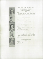 Page 6, 1941 Edition, Boothbay Region High School - Log Yearbook (Boothbay Harbor, ME) online yearbook collection