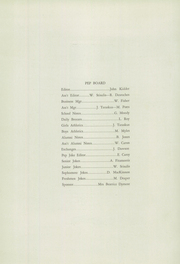Page 6, 1934 Edition, Mexico High School - Pep Yearbook (Mexico, ME) online yearbook collection