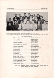 Page 13, 1945 Edition, Mexico High School - Pep Yearbook (Mexico, ME) online yearbook collection