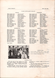 Page 15, 1945 Edition, Mexico High School - Pep Yearbook (Mexico, ME) online yearbook collection