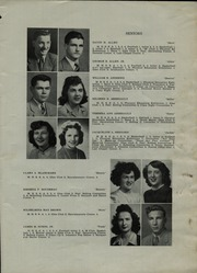 Page 11, 1946 Edition, Mexico High School - Pep Yearbook (Mexico, ME) online yearbook collection