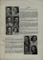 Page 14, 1946 Edition, Mexico High School - Pep Yearbook (Mexico, ME) online yearbook collection