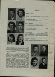 Page 15, 1946 Edition, Mexico High School - Pep Yearbook (Mexico, ME) online yearbook collection