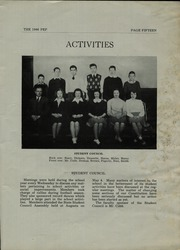 Page 17, 1946 Edition, Mexico High School - Pep Yearbook (Mexico, ME) online yearbook collection