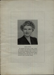Page 4, 1946 Edition, Mexico High School - Pep Yearbook (Mexico, ME) online yearbook collection