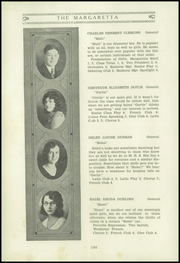 Page 12, 1930 Edition, Machias High School - Margaretta Yearbook (Machias, ME) online yearbook collection