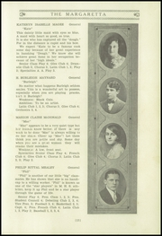 Page 15, 1930 Edition, Machias High School - Margaretta Yearbook (Machias, ME) online yearbook collection
