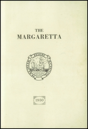 Page 3, 1930 Edition, Machias High School - Margaretta Yearbook (Machias, ME) online yearbook collection