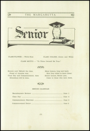 Page 9, 1930 Edition, Machias High School - Margaretta Yearbook (Machias, ME) online yearbook collection