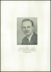 Page 4, 1937 Edition, Machias High School - Margaretta Yearbook (Machias, ME) online yearbook collection