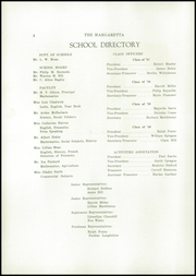 Page 6, 1937 Edition, Machias High School - Margaretta Yearbook (Machias, ME) online yearbook collection