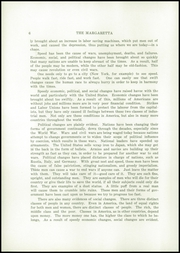Page 8, 1937 Edition, Machias High School - Margaretta Yearbook (Machias, ME) online yearbook collection