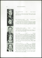 Page 12, 1940 Edition, Machias High School - Margaretta Yearbook (Machias, ME) online yearbook collection