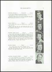 Page 13, 1940 Edition, Machias High School - Margaretta Yearbook (Machias, ME) online yearbook collection