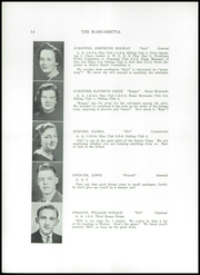 Page 16, 1940 Edition, Machias High School - Margaretta Yearbook (Machias, ME) online yearbook collection