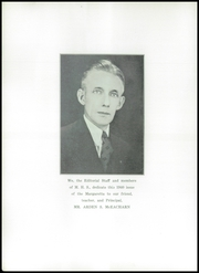 Page 4, 1940 Edition, Machias High School - Margaretta Yearbook (Machias, ME) online yearbook collection