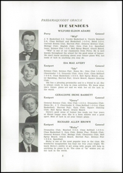 Page 10, 1954 Edition, Shead Memorial High School - Oracle Yearbook (Eastport, ME) online yearbook collection