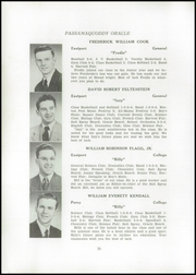 Page 12, 1954 Edition, Shead Memorial High School - Oracle Yearbook (Eastport, ME) online yearbook collection