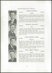 Page 16, 1954 Edition, Shead Memorial High School - Oracle Yearbook (Eastport, ME) online yearbook collection