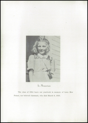 Page 4, 1954 Edition, Shead Memorial High School - Oracle Yearbook (Eastport, ME) online yearbook collection