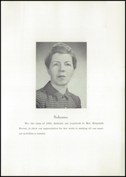 Page 5, 1954 Edition, Shead Memorial High School - Oracle Yearbook (Eastport, ME) online yearbook collection