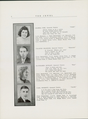 Page 10, 1940 Edition, Woodland High School - Jewel Yearbook (Woodland, ME) online yearbook collection