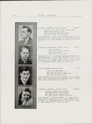 Page 12, 1940 Edition, Woodland High School - Jewel Yearbook (Woodland, ME) online yearbook collection