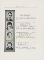 Page 15, 1940 Edition, Woodland High School - Jewel Yearbook (Woodland, ME) online yearbook collection