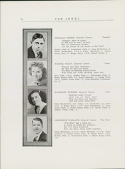 Page 16, 1940 Edition, Woodland High School - Jewel Yearbook (Woodland, ME) online yearbook collection