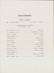 Page 7, 1940 Edition, Woodland High School - Jewel Yearbook (Woodland, ME) online yearbook collection