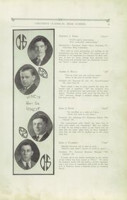 Page 15, 1927 Edition, Cheverus High School - Clarion Yearbook (Portland, ME) online yearbook collection