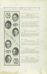 Page 17, 1927 Edition, Cheverus High School - Clarion Yearbook (Portland, ME) online yearbook collection