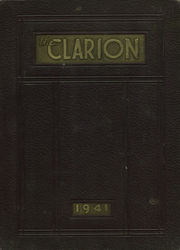 1941 Edition, Cheverus High School - Clarion Yearbook (Portland, ME)