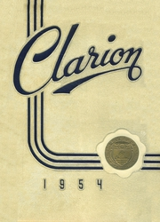 1954 Edition, Cheverus High School - Clarion Yearbook (Portland, ME)