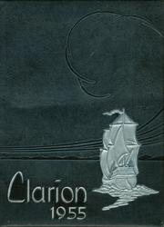 1955 Edition, Cheverus High School - Clarion Yearbook (Portland, ME)